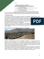 Ciudad Vivienda en Los Barrios Informales