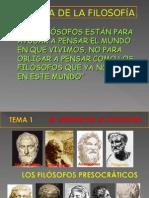 Presocr Socrates