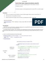 Resumen sobre HTML 5