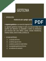 Unidad i Geotecnia