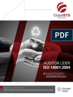 Auditor Lider Iso 14001 c
