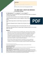 Adipokinas en El Niño Sano y Obeso Good