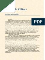 Gerard de Villiers-Cosmar in Columbia