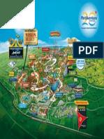 Mapa CASTport Aventura