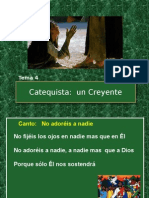 (4) Catequista  creyente.ppt
