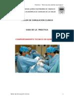 Comportamiento Técnico en Quirófano.doc