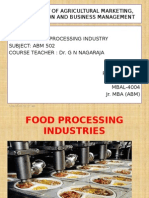 FOOD PROCESSING INDUSTRY.pptx