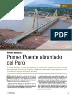 Puente Atirantado Bellavista