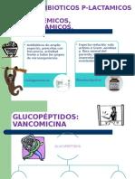 Otros Antibioticos p Lactamicos