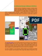 Visionics Provides Advanced Design Software Solutions