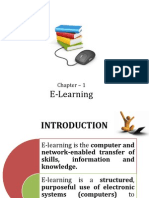 E Learning PPT Chapter1