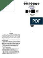 Manual Tungus-2 RO