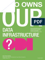 Who Owns Our Data Infastructure