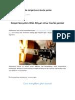 Belajar Menyetem Gitar dengan benar disertai gambar.docx