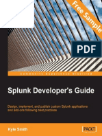 Splunk Developer's Guide - Sample Chapter