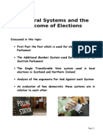 electoral systems booklet 2014