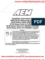 AEM_Installation Instructions 30-1602