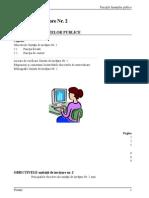 II. Functiile Finantelor Publoce