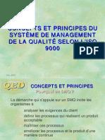 Concepts Et Principes Du SystÈme de Management