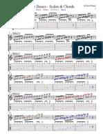 Basics Scales&Chords