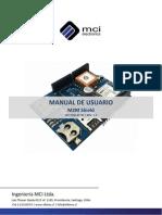Manual de Usuario M2M Shield