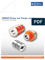 Clamp and Flang Coupling