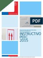 Instructivo Peec 2015 v1