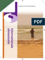 Brochure Internationale Alimentatie