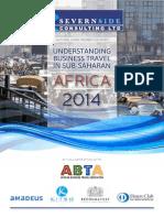 Understanding Business Travel in Sub-Saharan Africa