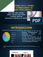 Biomarcadores de Tamizaje Para Preeclampsia