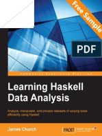 Learning Haskell Data Analysis - Sample Chapter