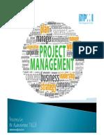 Project Management Sec 1