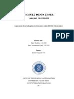 Modul 2 Dioda Zener
