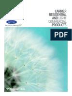 Carrier Catalogue 2014 Rlc i Lcc