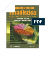 Fundamentos de estadisticas