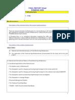 EasyWay -Ro_Activity 4- Monitoring Study_Report 2008_v0.3_29jan2009(2)