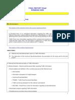 EasyWay -Ro ES 1 Traffic Info Report 2008 v0.3 29jan2009(2)