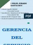 GERENCIA DEL SERVICIO.ppt