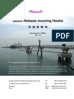 EMINENT - Quick Release Hooks