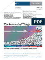 The Internet of Things a Study in Hype Reality Disruption and Growt... (1)