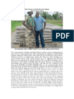 an on-going report on boko haram
