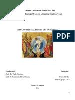 OMUL SUBIECT AL IUBIRII LUI DUMNEZEU DOGMATICA.docx