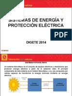 Sistema de Energia y Proteccion