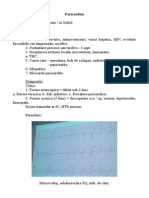 C 1 - Pericardita