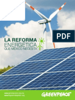 La Reforma Energetica Exposicion