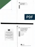 FMEA K. Sydster, Et Al. (2008) Further Mathematics for Economic Analysis