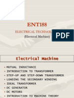 Chapter 10 - Electrical Machine