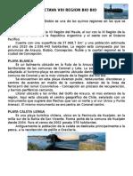 Playas Chile Octava Viii Region Bio Bio