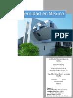 Supramodernidad Mexico