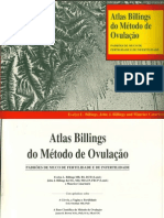 ATLAS DO MÉTODO BILLINGS de OVULAÇÃO Evelyn Billings-John Billings-Maurice Catarinich